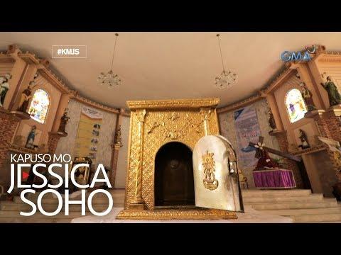 Kapuso Mo, Jessica Soho: Ang nawawalang tabernakulo sa Negros Oriental