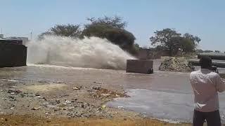Voici pourquoi il y a une risque de pénurie d'eau à Dakar