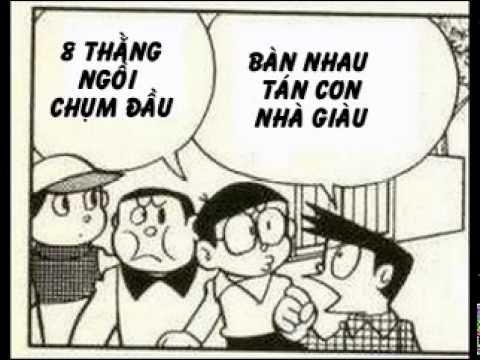 Xẩm sinh viên - Doraemon chế