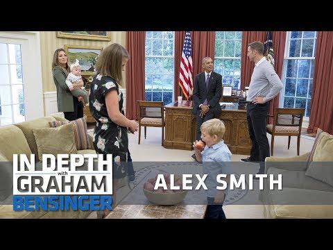 Alex Smith: My kid ate President Obama's apples