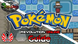 Pokemon Revolution Online Guide 2 Getting Through Mt MoonGym Leader Misty