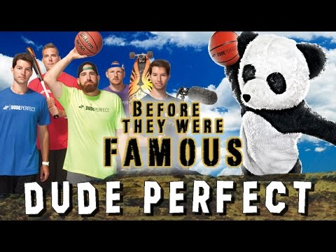 DUDE PERFECT - Before They Were Famous