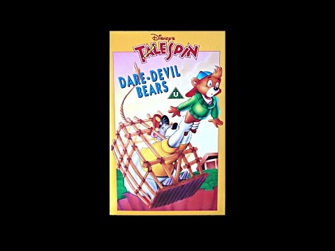 Digitized opening to Talespin: Dare-Devil Bears (UK VHS)
