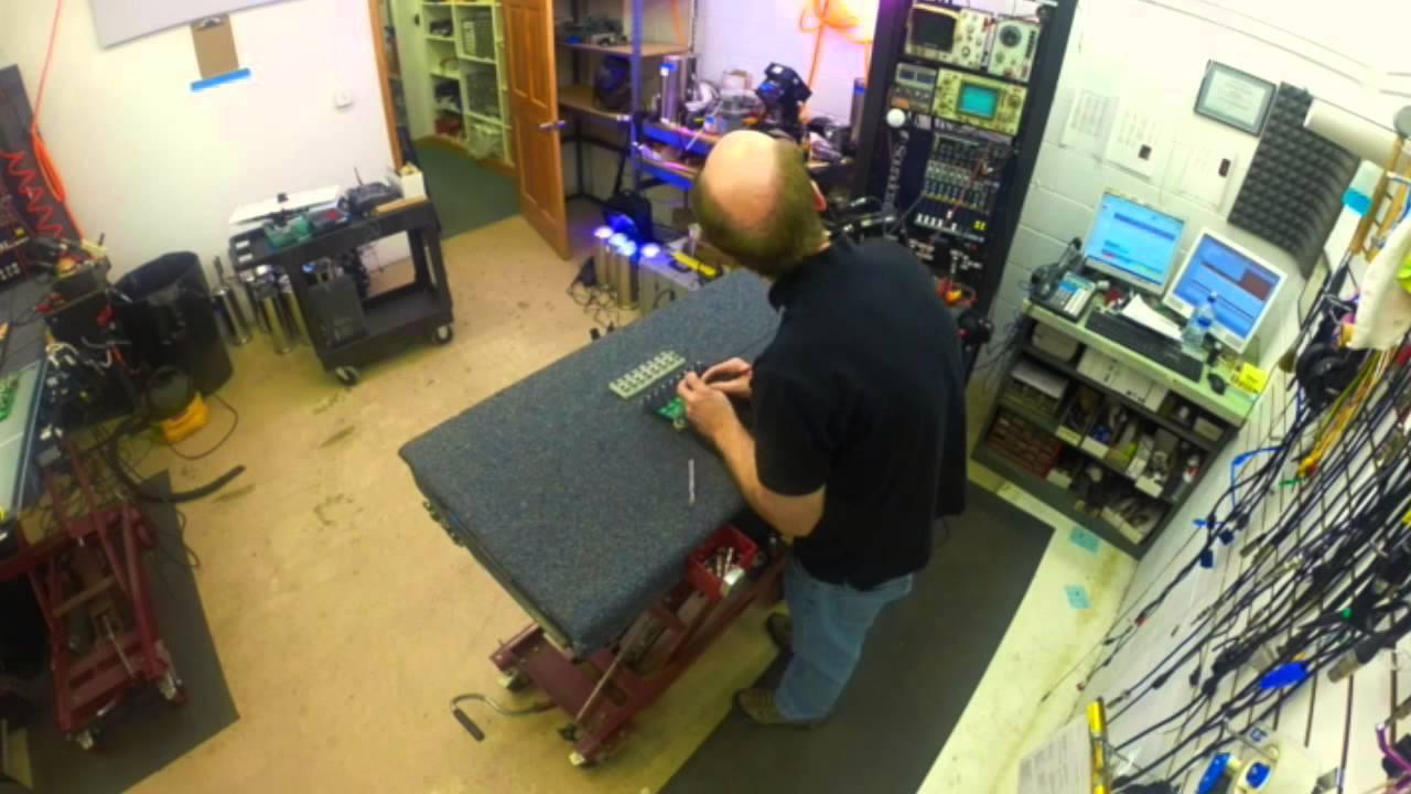 Bill Soundcraft Repair
