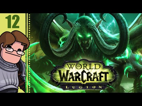 Let's Play World of Warcraft: Legion Co-op Part 12 - Nar'thalas Academy