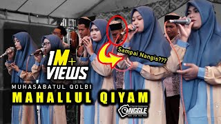 MAHALLUL QIYAM Al Banjari Paling Menyentuh Hati || Walimatul Ursy || Muhasabatul Qolbi Live Blora