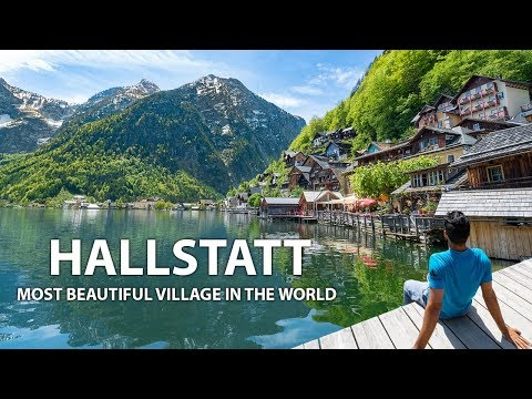 The Most Beautiful Village in the World | Hallstatt, Austria