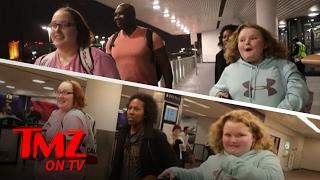 Honey Boo Boo vs. Cash Me Ousside   TMZ TV