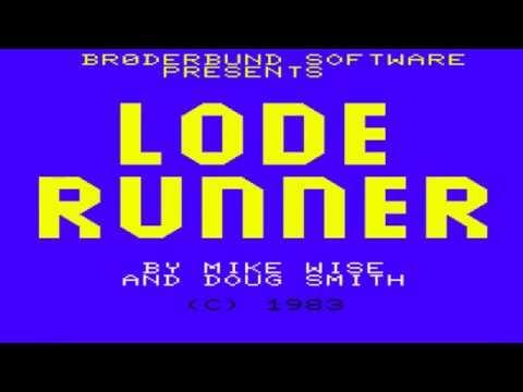 Commodore VIC-20 Longplay - Lode Runner