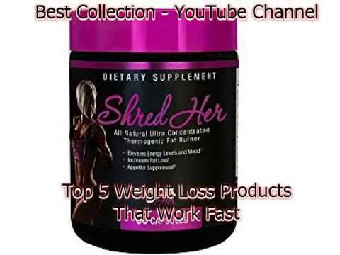 Best weight loss products reviews