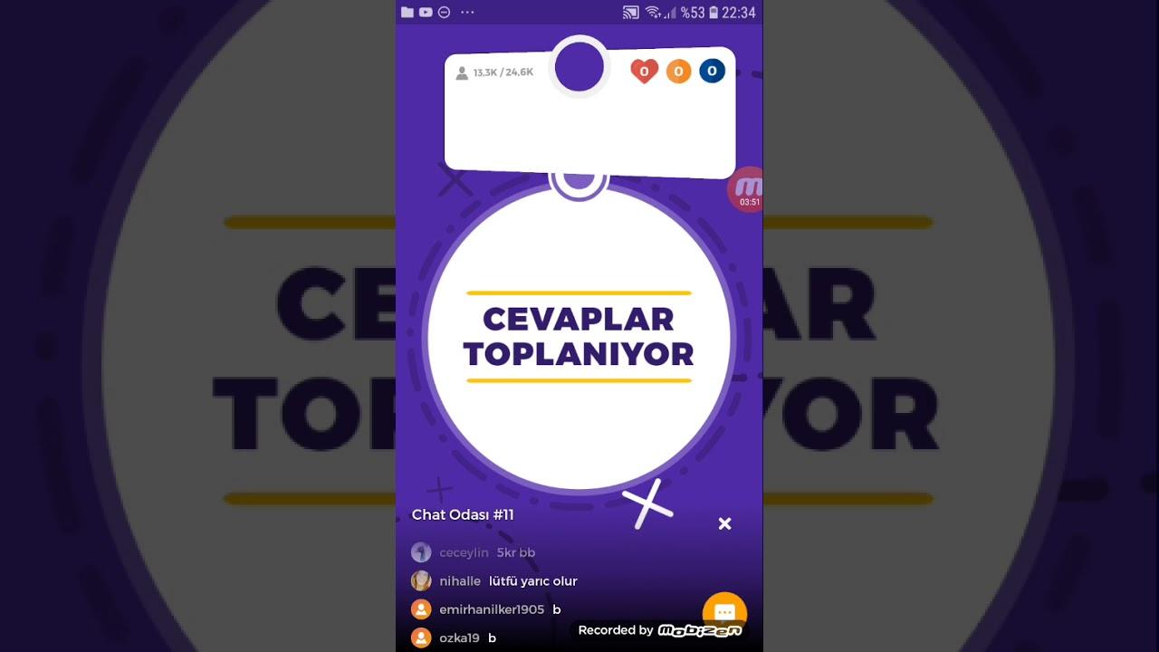 Oyna Kazan 04.09.2019 22:30 VIP Royale Yarışması