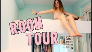 ROOM TOUR | ¡OS ENSEÑO MI HABITACIÓN! | ElenisLafuente thumbnail
