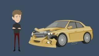 видео Оценка ущерба автомобиля после ДТП