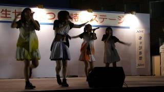 福生七夕まつり2015 SiAM&POPTUNe(シャムポップチューン) 2015年8月 Fus...