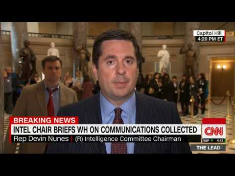 Jake Tapper Badgered House Intel Chair Nunes For 15 Mins Because He Didn't Like What Was Said