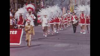 1960s McKeesport Parade 8mm Home Movie