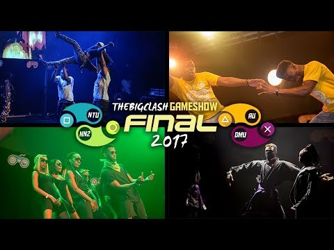 The Big Clash Final 2017 - #GameOn ⦿ Level 1