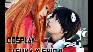 Requiem Evangelion 2.22  Asuka x Shinji CMV @ COSPLAY EVANGELION [新世紀エヴァンゲリオン]