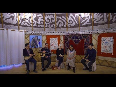 Gulzada Ryskulova ft. Joss Stone - Kyrgyzstan