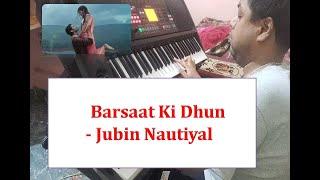 Barsaat Ki Dhun | Rochak K Ft. Jubin N | Akarshan Instrumental | Electronic Cover
