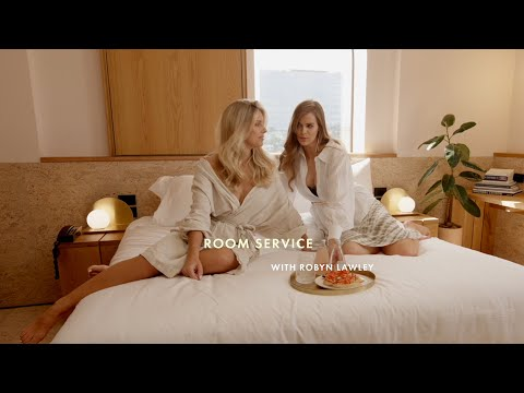 Room Service with Robyn Lawley