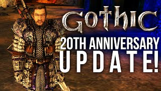 GOTHIC 1 Got An Update After 20 Years! - Gothic 20th Anniversary