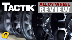 New Tactik Alloy Wheels for Jeep Wrangler JK