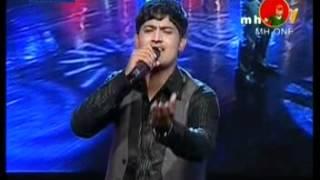 GURNAM BHULLAR WINNER OF AWAAZ PUNJAB DI 5