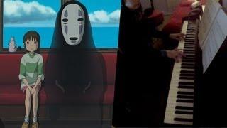 Ano Hi no Kawa (Day of the River) - Spirited Away (Le Voyage de Chihiro) - Piano