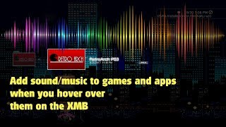 PS3 - how to create a SND0.AT3 file to add sound / music to games (PS1 PS2 PS3) and apps on XMB