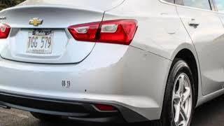 2017 Chevrolet Malibu - HONOLULU, HI