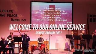Online Service - 2nd May 2021 - The Salvation Army Liverpool Walton