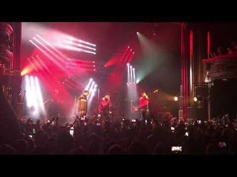 3T LIVE @ La Cigale PARIS - Jackson Medley