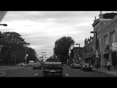Blue Hill Avenue drive, from Mattapan to Dudley
