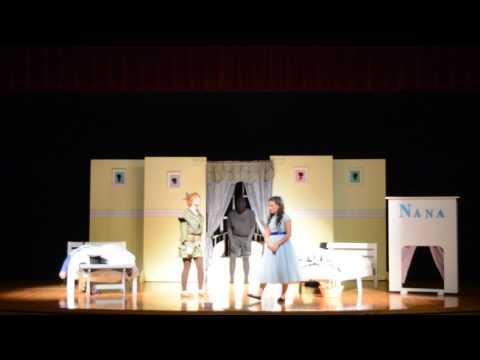 Peter Pan and Wendy | LHS Pioneer Drama (Scene 1, Part 1)