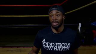Tramaine Williams talks about his upcoming fight with Christopher Martin