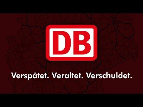 Warum die Deutsche Bahn so schlecht ist