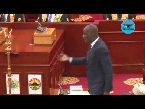 I will disrespect you if you dare me – Haruna threatens Speaker