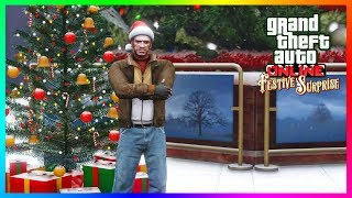 GTA Online Festive Surprise 2018 Update - Rockstar's Plans! NEW Vehicles, Returning Content & MORE!