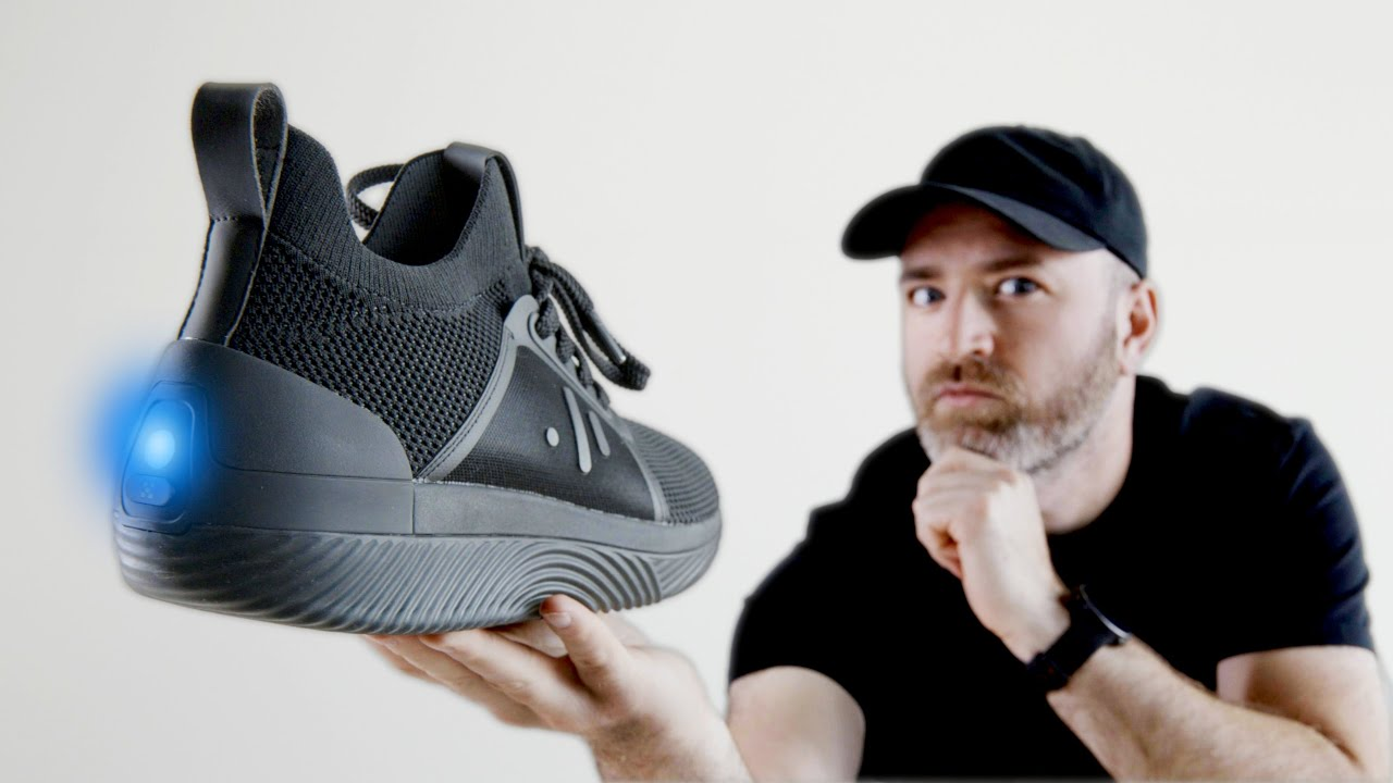 These Futuristic Shoes Let You