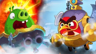 Angry Birds: Ace Fighter - Chapter 1 South Beach Boss Battle!