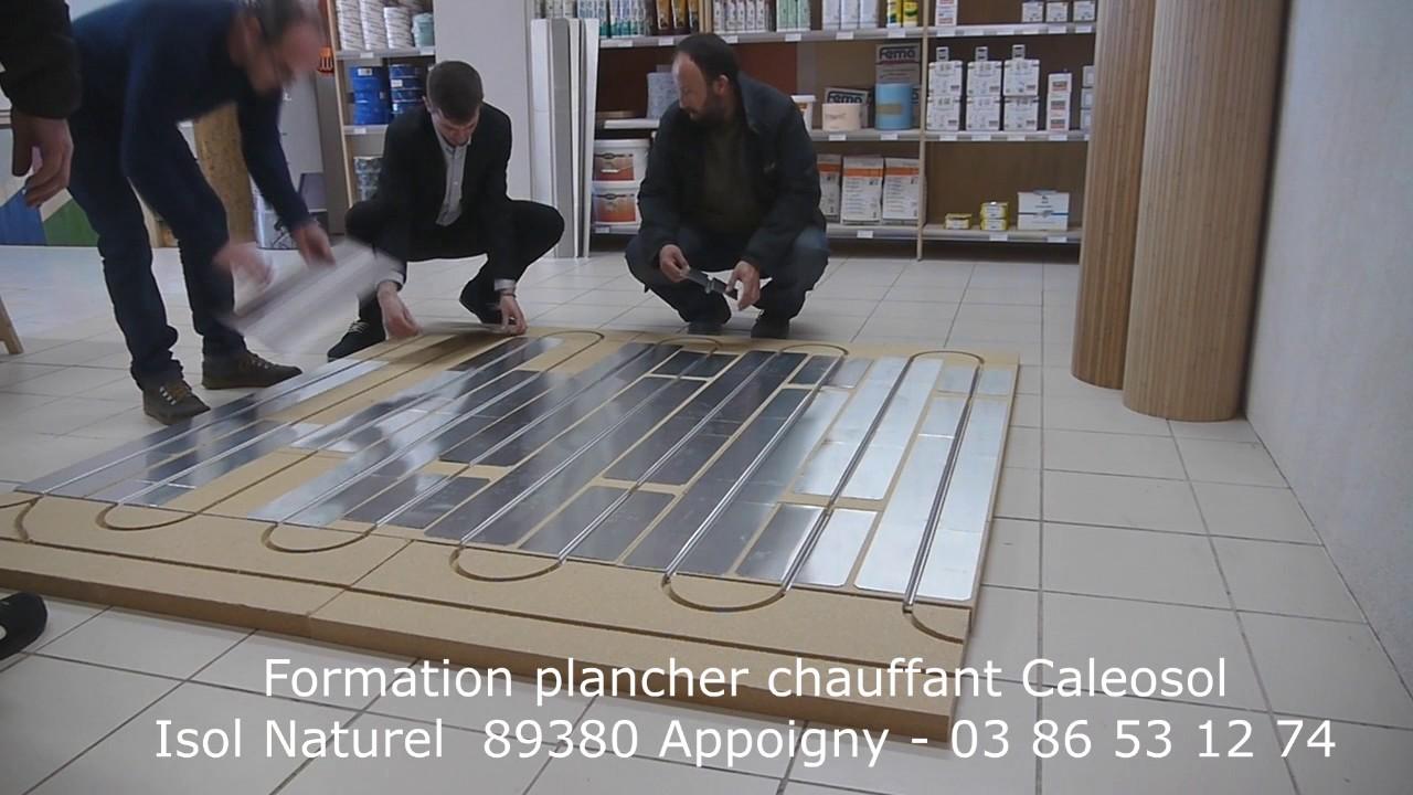Carrelage Sur Plancher Chauffant Basse Temperature plancher chauffant sur vieux carrelage : le plancher