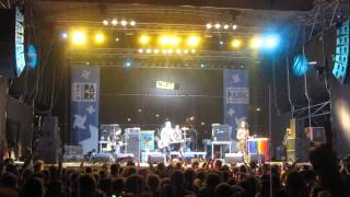 NOFX - Drugs are Good - HD - Budapest @ Park 2013 08 15