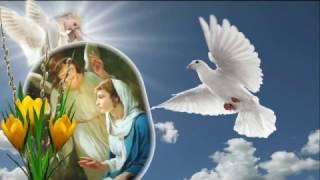✿Видео открытка поздравление с Благовещением Пресвятой Богородицы