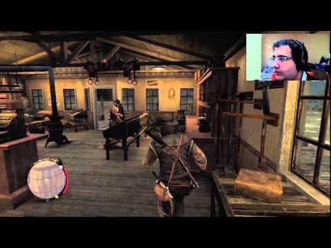 Red Dead Redemption - Bölüm 4: Hay Sürüne de... Sana da...