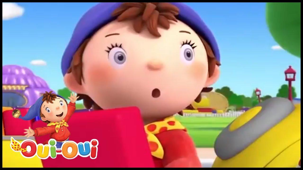 Oui oui officiel la grande fete des dominos dessin anim pour les enfants youtube - Le dessin anime oui oui ...