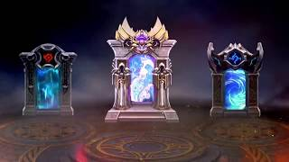 Trial of Heroes Intro