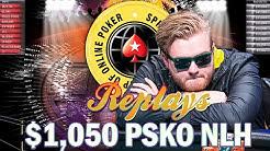 SCOOP 2019 Event #49-M $1,050 with Henrik Hecklen & Olli Ikonen Pokerstars Replay