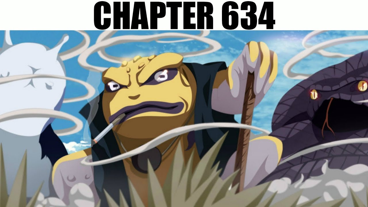 Review Of Naruto Chapter 634 A New Three Way Deadlock