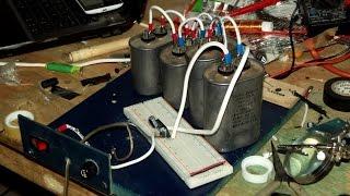 Proyecto final: Cañón de Gauss - Electromagnetismo